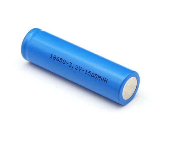 LiFePO4 cell Cylindrical cell 18650 1500mAh