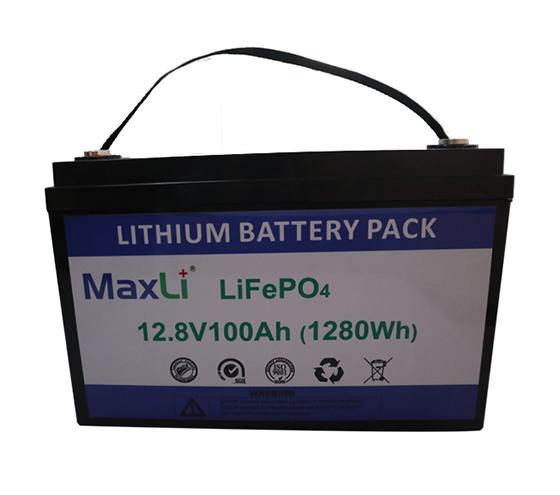 12V 100Ah Deep Cycle Battery